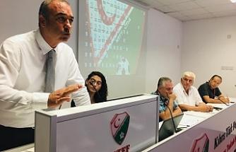 Futbolda kritik toplantı