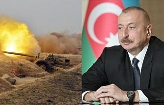 Ermeni güçleri Azerbaycan'a saldırdı