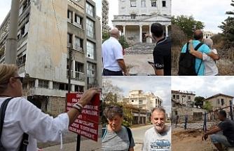 46 yıl sonra Maraş'ı ziyaret eden Rumlar, yaşanan duygulu anları anlattı