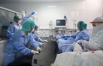 Covid-19 ölümleri geçen haftaya kıyasla yüzde 40 arttı
