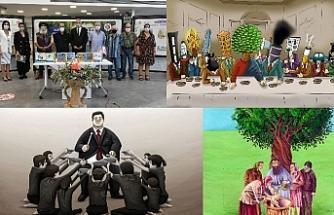 Karikatür yarışması sonuçlandı