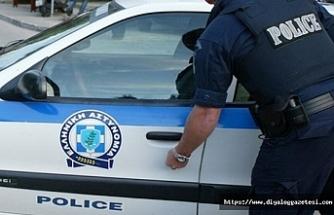 Rum polisi yakaladı