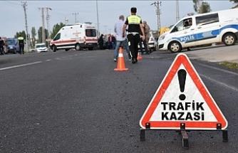 Son 7 günde 56 trafik kazası