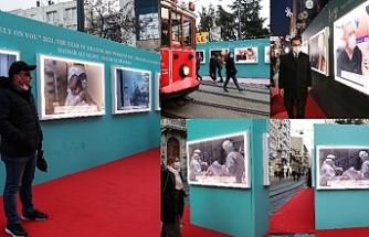 Beyoğlu Belediyesi tarafından 2021 Sağlık Çalışanları Yılı Fotoğraf Sergisi açıldı