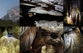 KKTC'de 370 mağara olduğu saptandı