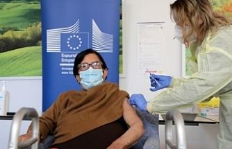 Güney'de 56 bin 791 aşı yapıldı