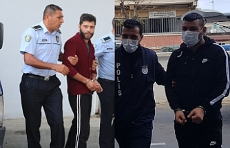 2 gün tutuklu