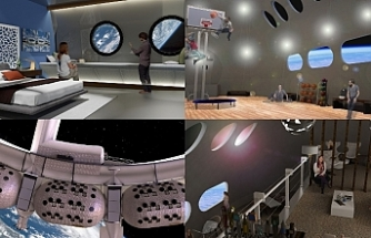 İlk uzay oteli 2027'de faaliyete