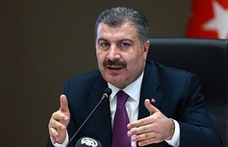 Türkiye'de 11 bin 187 yeni vaka