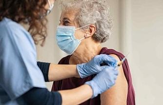 Dünya genelinde 610 milyon aşı yapıldı