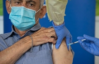 Güney Kıbrıs'ta, aşı etkili oldu
