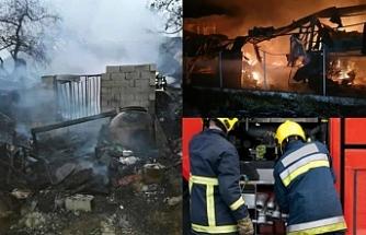 Güneyde 261 yangın ihbarı