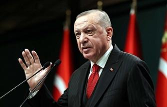 Erdoğan talimat verdi borc silindi