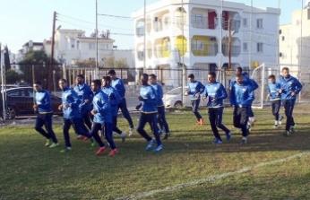 Oshan: Yarış devam ediyor