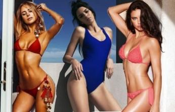 2018 Plaj modasında90'lar öne çıkıyor