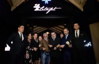 Merit Park Hotel bünyesindeki 'Letafet Lounge Bar' Sevgililer Günü'nde açıldı