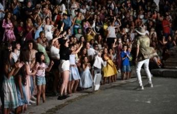 Kenan Doğulu, Ege'deki açık hava konserlerini tamamladı