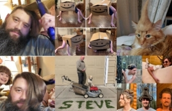 Karantina evde sıkılan insanlar, yaratıcı eğlenme yöntemleri buldu