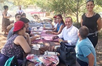 DP Lefkoşa Kadın Örgütü, çocuklara piknik düzenledi