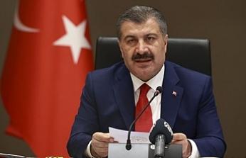 Türkiye'de can kaybı 5 bin 784