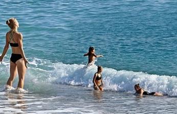 Antalya turistlere kaldı