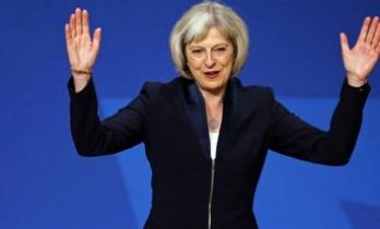 Theresa May 317 oyun 200'ünü aldı