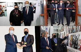 'KIFSAD Sanat Diyarı' isimli fotoğraf sergisinin açılışı Tatar tarafından yapıldı