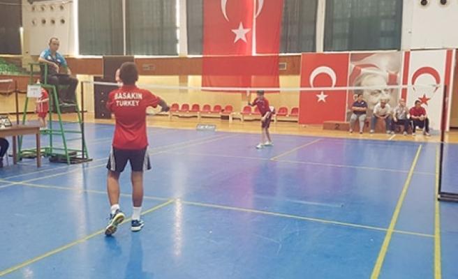 16. Dr. Küçük Badminton ile sona eriyor