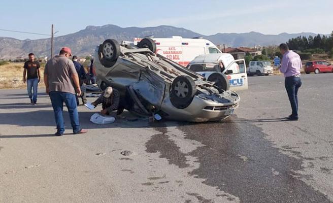 Üç kişi yaralandı