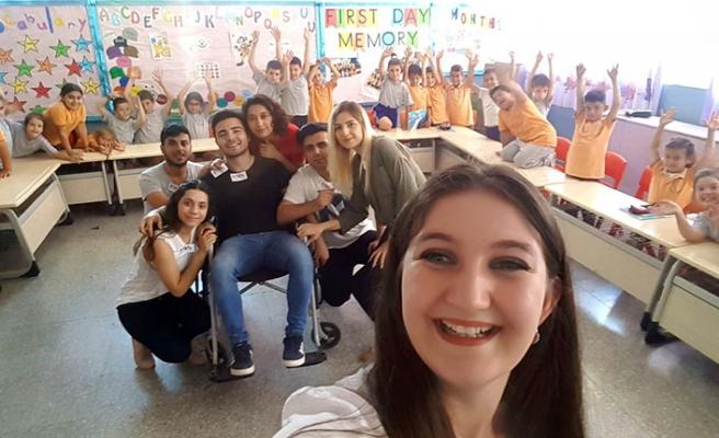 LAÜ öğrencileri, ders projeleri kapsamında özel ve güzel bir çalışmaya imza attı