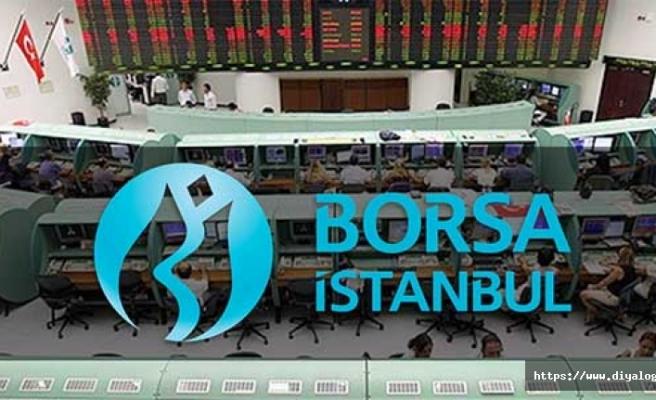 Borsa, yüzde 1,92 değer kaybetti