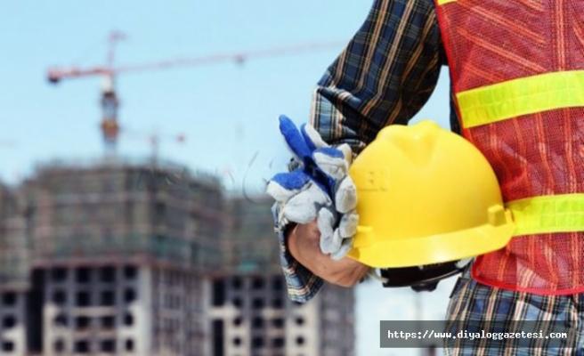 Haspolat'ta üzücü iş kazası