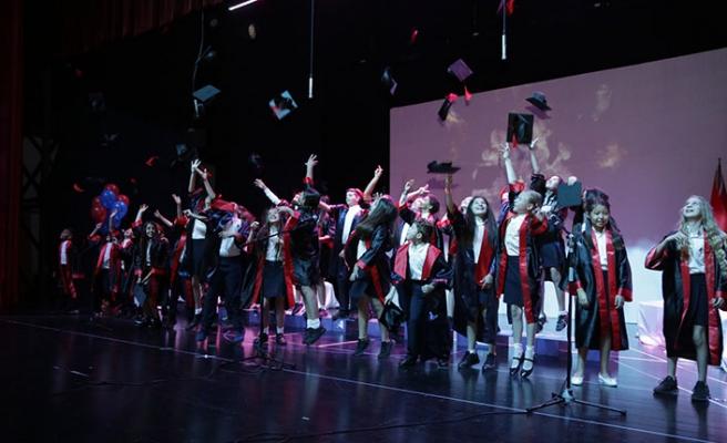 The International Prep School 2017-2018 mezuniyet töreni geçekleşti
