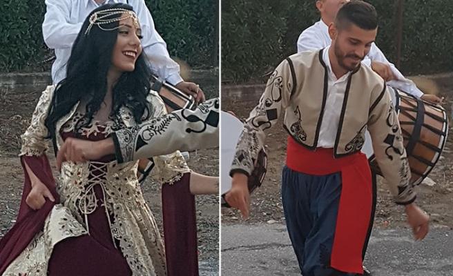 Zarif&Tugay'ın muhteşem kına ve düğün töreni