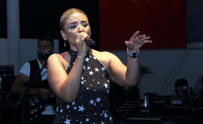50. Geleneksel İskele Festivali, Yerli Sanatçılar Konseri, önceki akşam yapıldı