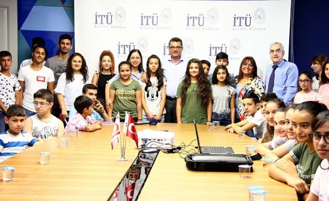 Başbakanlık ile İTÜ çocuklara ve gençlere yaz kursu düzenliyor