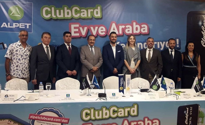 Alpet Club Card sahibi olanlar araba ve ev kazanma şansı elde ediyor