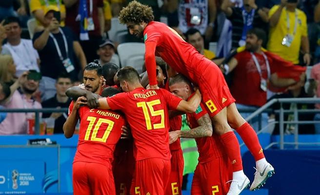 Fransa ve Belçika yarı finalde