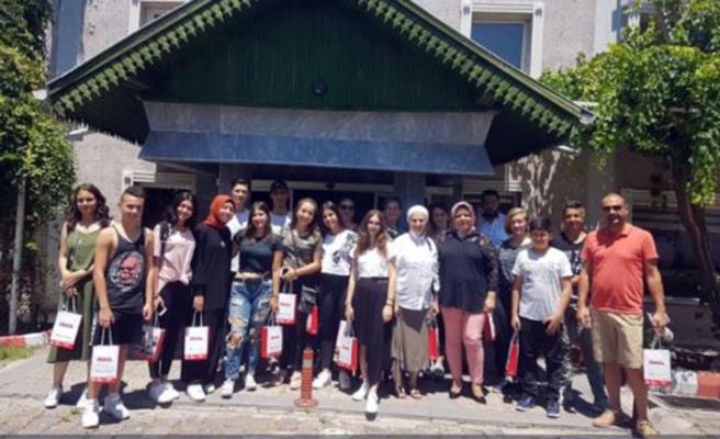 KISBÜ, başarılı öğrencilere yönelik Kayseri-Kapadokya gezisi düzenledi