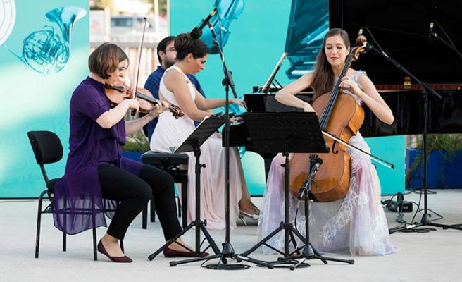 Bodrum Müzik Festivali, 5 günde 209 müzisyen ve 20 bin müzikseveri ağırladı