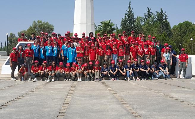 Erenköy Direnişi Milli Bilinç ve Şehitleri Anma İzci Kampı yapıldı