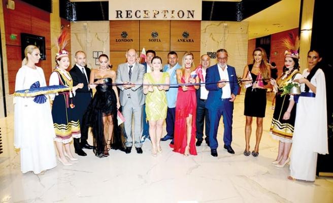 Merit'in Avrupa'daki ilk 5 yıldızlı oteli 'Merit Grand Mosta' Bulgaristan'da hizmete girdi