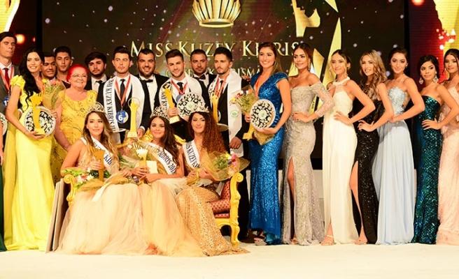 Miss Kuzey Kıbrıs Güzellik yarışması 2018 yapıldı