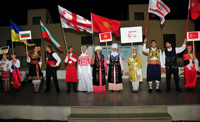 Barış Festivali, yabancı ülkelerin de katılımıyla başladı