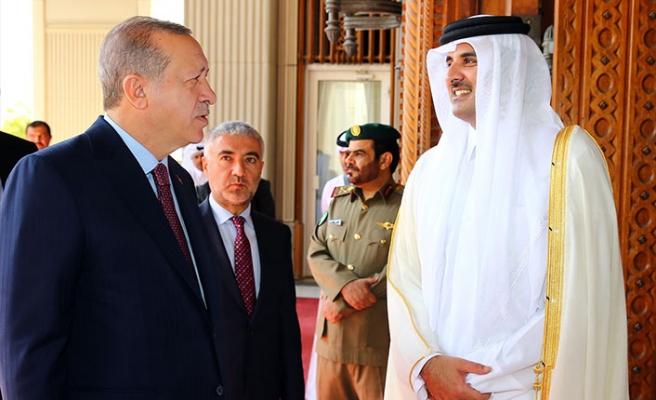 Türkiye ve Katar arasında Ekonomik Ortaklık Anlaşması bugün yapılıyor