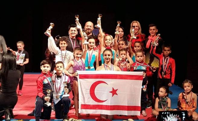 Çocuk Fitnesciler Belgrad'ta yarışacak