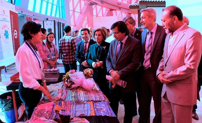 Eskişehir'de ilki düzenlenen 'Anadolu'nun Altın Elleri' festivali başladı