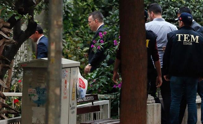 Türkiye ile ABD arasında gerilime neden olan rahip Andrew Craig Brunson serbest kaldı