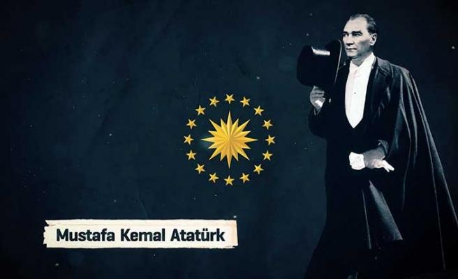 Atatürk'ü ölümünün 80. yıldönümünde KKTC'de törenlerle anıyoruz
