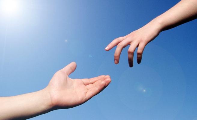 Bir el de sen ver